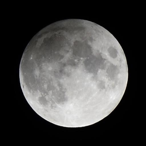 Półcieniowe zaćmienie Księżyca, 11 lutego 2017 r ...